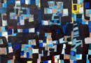 Blue Abstract – Anonymous (Sold)