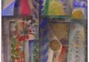 Village Antiques – Romolo Esposito – Abstract Composition (Sold)