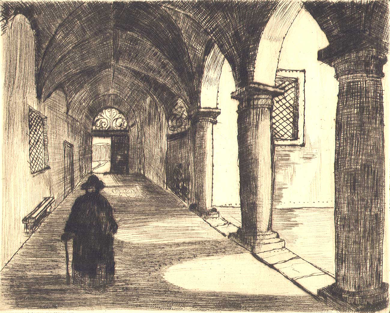 InTheCloisters