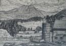 Luigi Lucioni – Farm in the Hills