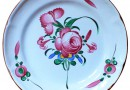 19th Century Plates from Eastern France