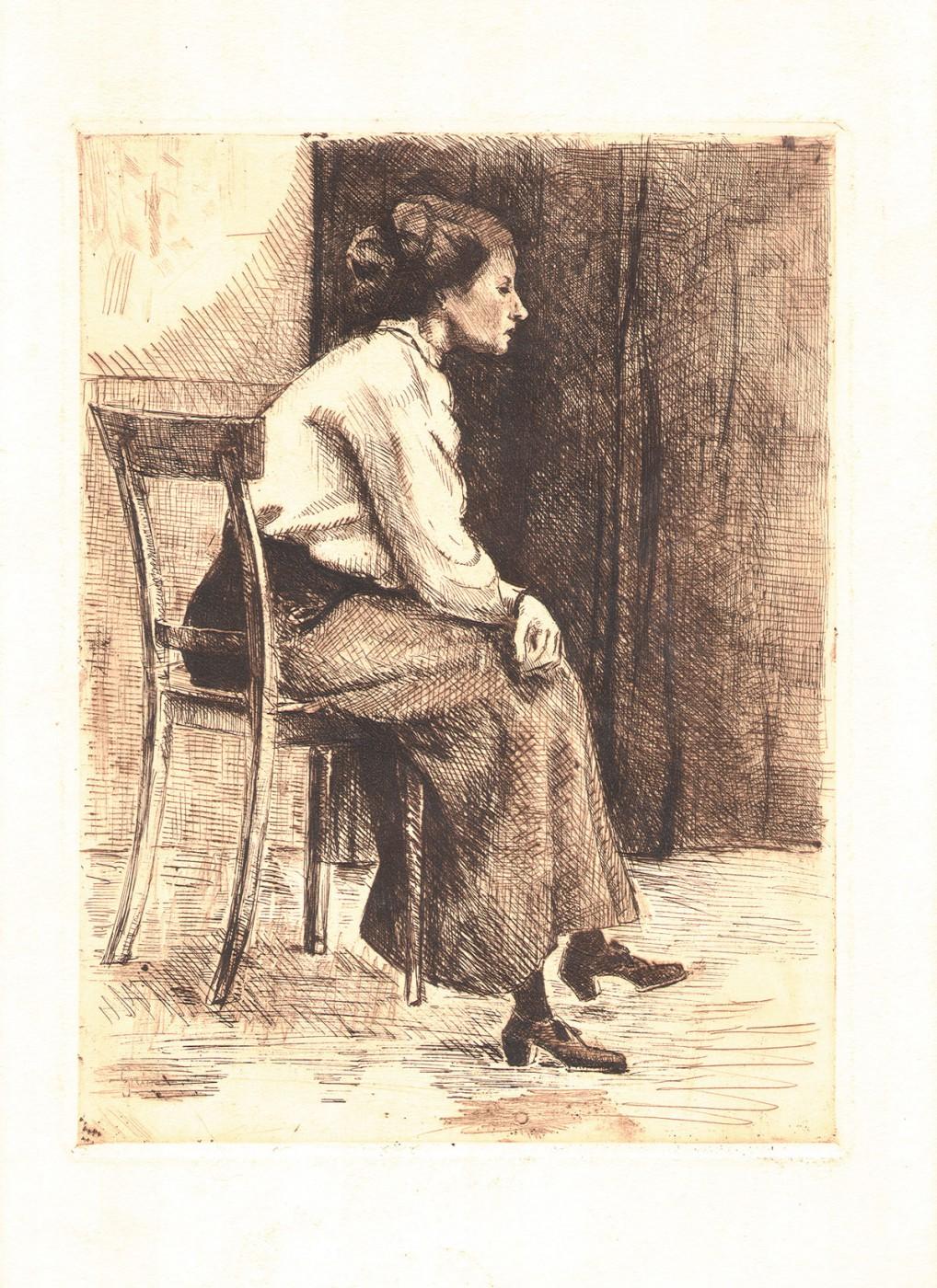 pensivewoman