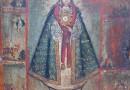 Cuzco School: Virgin Mary – 1826 – Painting on Wood