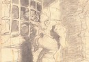 Original Drawing by Alfred Van Muyden