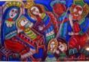 Louis Marchand des Raux – Nativity (Sold)