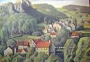 Eugen Henziross – A Town in the Jura