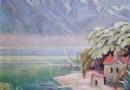 Eugen Henziross – Landscape, Original Oil (Sold)