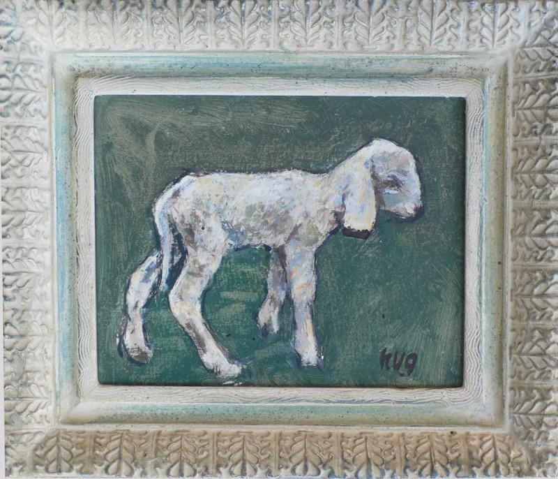 Friz Hug Lamb