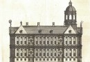 Royal Palace of Amsterdam – Antique Print