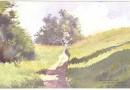 Phlippe Ernest Recordon  – Tavel-Sur-Clarens (Sold)
