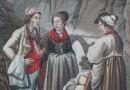 Joseph Reinhardt – Traditional Costumes of the Swiss Canton of Uri