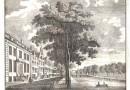 Der Achter Graf – Amsterdam Canal Scene – Antique Engraving