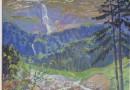 Hans Bandi – Alpine Landscape (Sold)