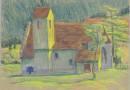 Gubert Griot – St. Luzisteig – Steigkirche St. Luzius – Maienfeld