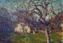 Farm and Fruit Garden – Signed J. Mueller (SOLD)