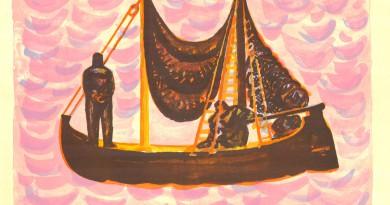 Guido Cadorin - Fishing Boat