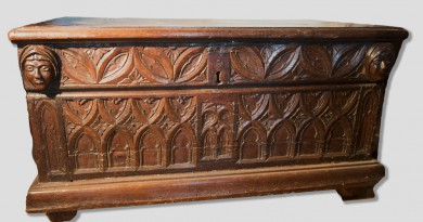 Gothic Style Chest