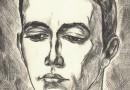 Portrait of a Greek –  Arne Siegfried – 1922 (Sold)