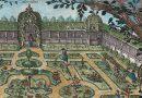 Crispijn Van De Passe – Elegant Formal Garden
