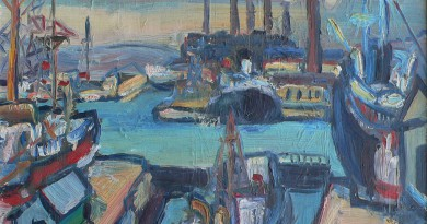 Port of Marseille - Willi Messmer