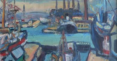 Port of Marseille - Willi Messmer