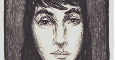 Gustav Stettler – 1957 Portrait of a Woman