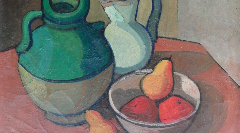 Still Life with Pears - Legeret