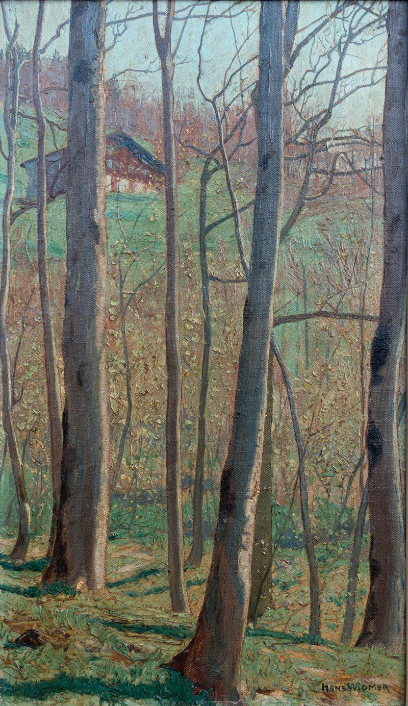 Alpage - Hans Widmer