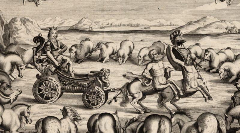 William Cavendish Horses