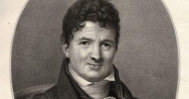 Louis Odier Professeur de Medecine Geneve – Antique Portrait Engraving