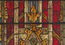 Theodore Delachaux – Project for a Stained Glass Window