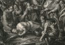 The Sacrifice of Arnold von Winkelried at the Battle of Sempach