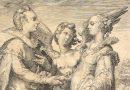 Goltzius / Saenredam – A Marriage Based on Pleasure (Sold)