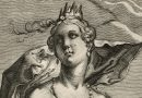 Goltzius – Juno, Queen of the Gods – Old Master Engraving