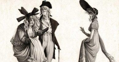 Les Merveilleuses by Carle Vernet – Original Engraving