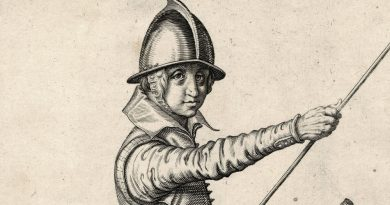 Jacob De Gheyn II: Dutch Rifleman, Musketeer or Fusilier – Plate 25