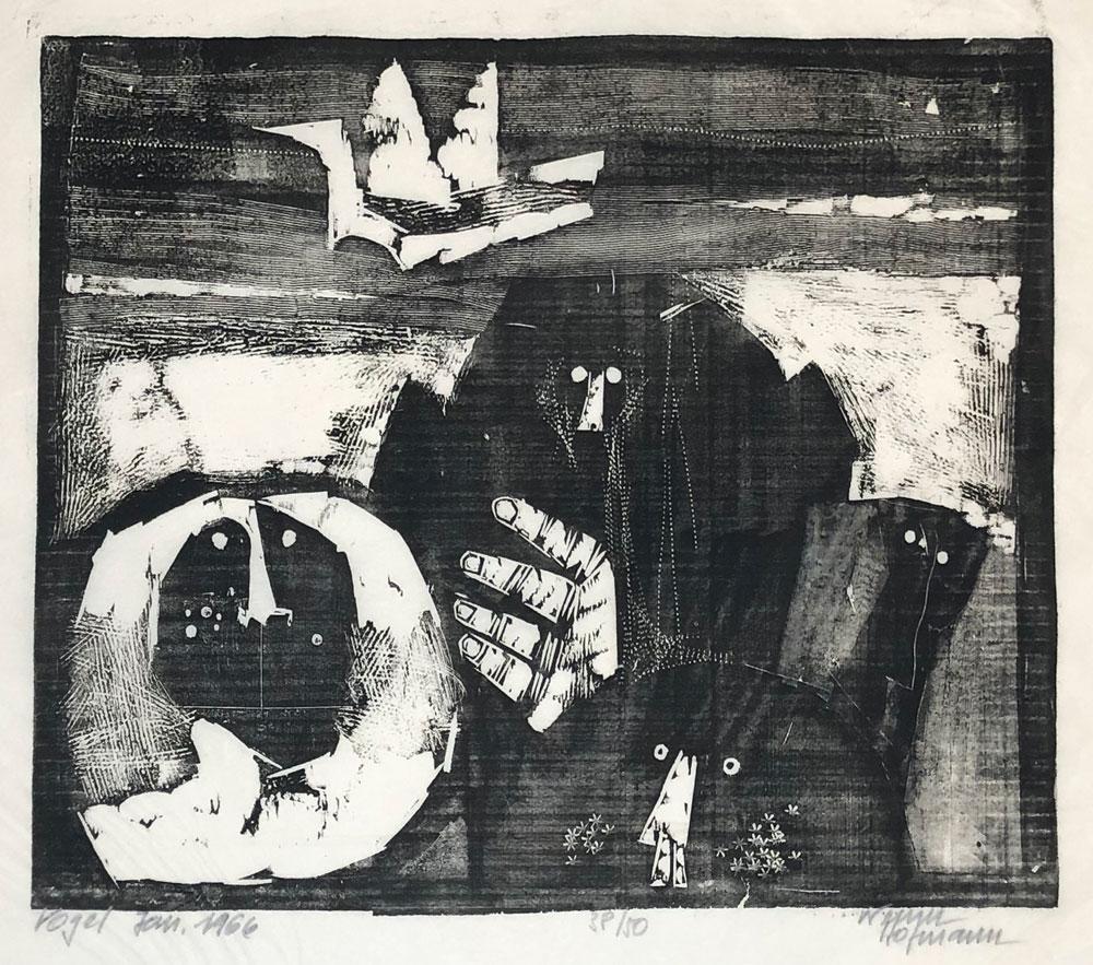 Vogel by Werner Hofmann